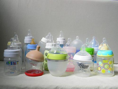 Học ngay kinh nghiệm chọn bình sữa cho bé an toàn đúng chuẩn - Ảnh 2