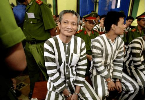 Top 3 những tên tội phạm khét tiếng nhất Việt Nam khiến nhiều người lo sợ - Ảnh 1