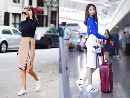Cách tăng chiều cao bằng giầy mà vẫn cực kì thời trang cho các cô nàng - Ảnh 1
