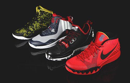 Cách chọn giày bóng rổ phù hợp với đôi chân và lối chơi - Ảnh 1