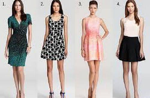 4 mẹo chọn váy theo vóc dáng nhìn là mê cho bạn - Ảnh 2