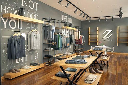 Bỏ túi 5 cách trang trí cửa hàng độc đáo và ấn tượng - Ảnh 1