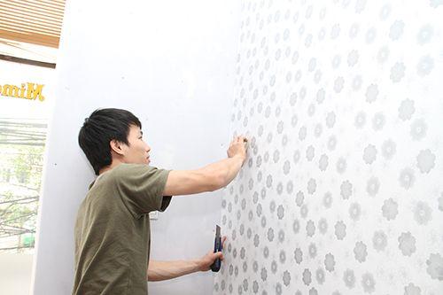5 mẹo chọn giấy dán tường phù hợp nhất cho bạn - Ảnh 1