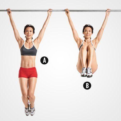 4 cách tăng chiều cao bằng xà đơn thích hợp cho cả nam và nữ - Ảnh 2