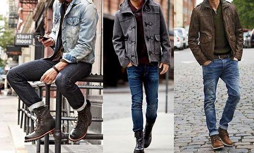 Cách chọn giày boot nam cực chuẩn cho chàng trai phong cách - Ảnh 1