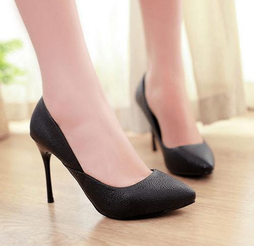 """3 cách chọn giày cao gót cho người thấp 'kéo dài"""" đôi chân tức thì - Ảnh 6"""