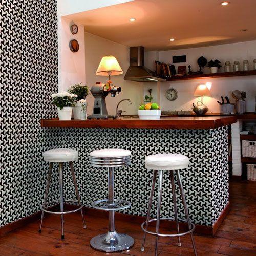 Một số kinh nghiệm chọn gạch ốp tường phù hợp với từng không gian - Ảnh 2