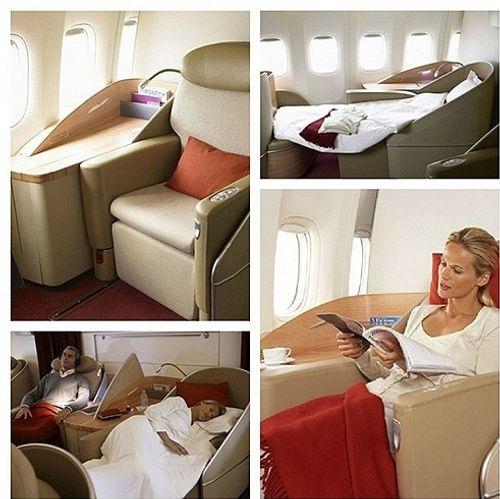Kinh nghiệm chọn ghế máy bay tốt nhất - Ảnh 1