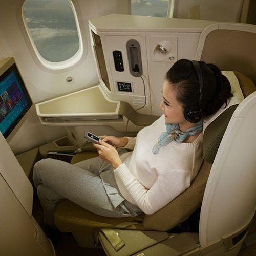 Kinh nghiệm chọn ghế máy bay tốt nhất - Ảnh 2