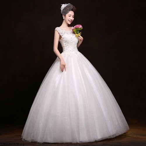 Hot: 3 kinh nghiệm chọn váy cưới như thiết kế dành riêng cho bạn - Ảnh 2