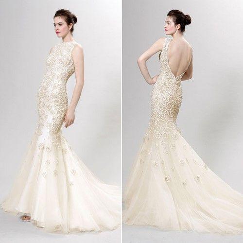 Hot: 3 kinh nghiệm chọn váy cưới như thiết kế dành riêng cho bạn - Ảnh 1