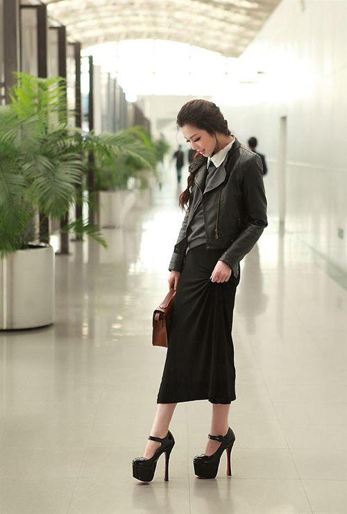 Bạn đã biết cách chọn giày cao gót phù hợp với dáng người? - Ảnh 1