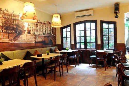 Top 10 địa điểm ăn uống lãng mạn tại Hà Nội bạn không thể không đến - Ảnh 5