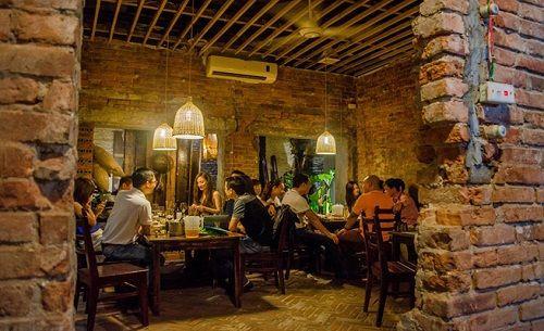 Top 10 địa điểm ăn uống lãng mạn tại Hà Nội bạn không thể không đến - Ảnh 6