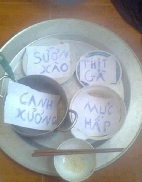 Hài hước những bữa cơm cuối tháng cộp mác sinh viên - Ảnh 9