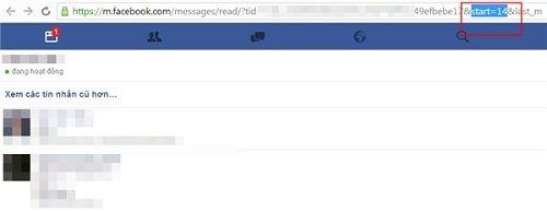 6 bước đơn giản tìm lại tin nhắn đầu tiên trên Facebook - Ảnh 2