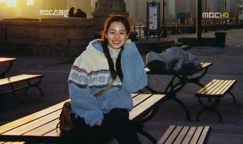 """Ngây ngất với những tấm ảnh """"ngày xưa ơi"""" của Kim Tae Hee - Ảnh 1"""