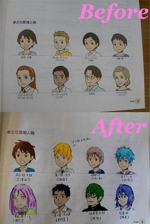 """Loạt ảnh chứng minh độ sáng tạo của học sinh Nhật là """"vô đối"""" - Ảnh 7"""
