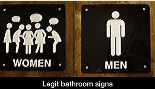 Giật mình trước những biểu tượng WC sáng tạo và hài hước - Ảnh 4