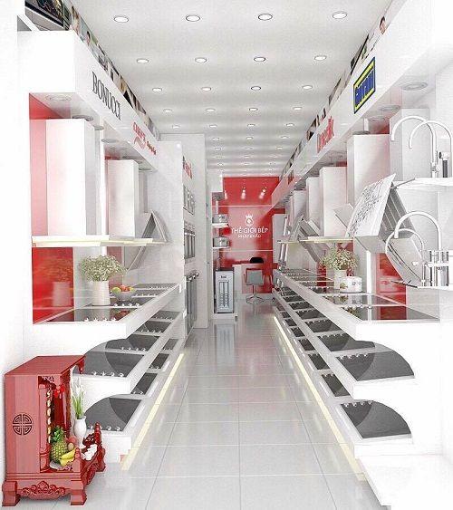 Bếp Từ Nhập Khẩu Tưng bừng khuyến mại khai trương showroom 41 Thanh Nhàn Hà Nội - Ảnh 1