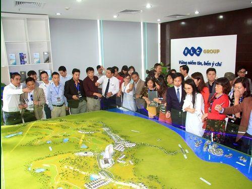 Đón hàng trăm lượt khách: FLC Hạ Long khẳng định sức hút vượt trội - Ảnh 2