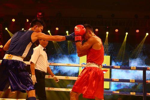 Nhà vô địch gặp phải ca khó trong trận chung kết boxing - Ảnh 2