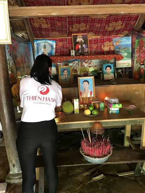 Thẩm mỹ viện Thiên Hà quyên góp ủng hộ người dân Hà Tĩnh thiệt hại sau lũ - Ảnh 5