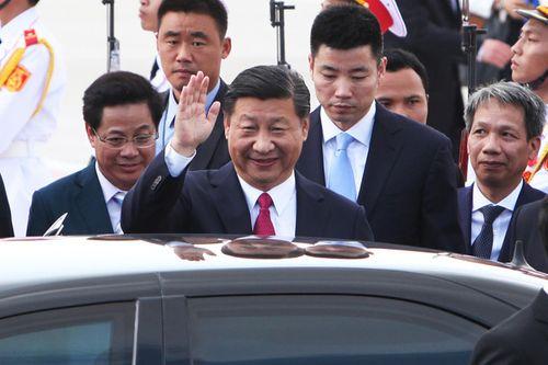 Chủ tịch Trung Quốc Tập Cận Bình đến Đà Nẵng dự APEC - Ảnh 2
