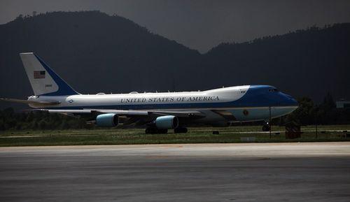 Tổng thống Mỹ Donald Trump đã đến Đà Nẵng - Ảnh 7