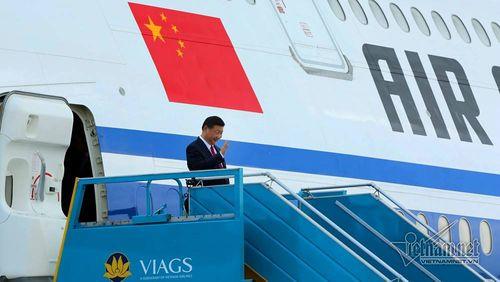 Chủ tịch Trung Quốc Tập Cận Bình đến Đà Nẵng dự APEC - Ảnh 1