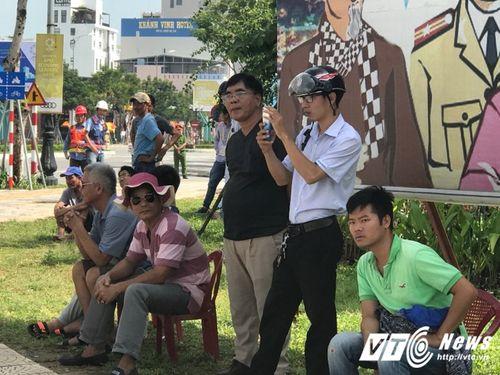 Tổng thống Mỹ Donald Trump đã đến Đà Nẵng - Ảnh 13