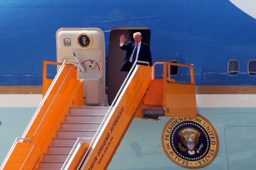 Hôm nay (11/11) Tổng thống Donald Trump tới Hà Nội - Ảnh 1