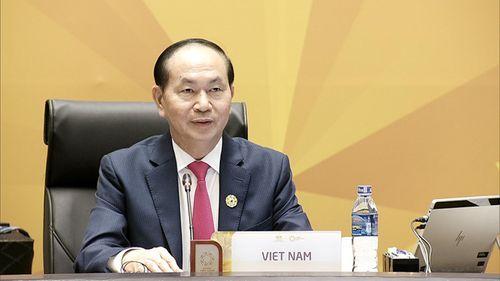 Lãnh đạo 21 nền kinh tế APEC họp kín tại Đà Nẵng - Ảnh 1