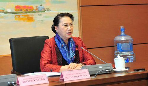 Chủ tịch Quốc hội: Ngân sách TPHCM được hưởng 50% khoản thu tiền sử dụng đất  - Ảnh 1