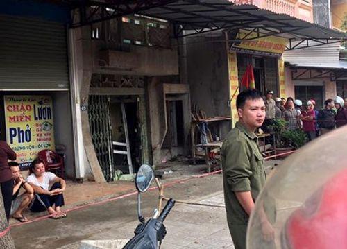 Khởi tố vụ gài chất nổ gây chết người ở Thái Nguyên - Ảnh 1