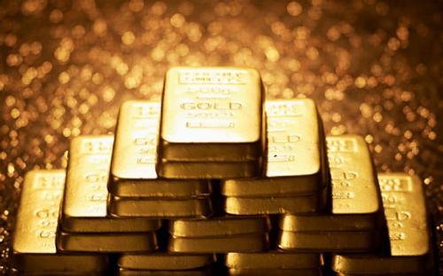 """Giá vàng trong nước """"hờ hững"""" nhìn giá vàng thế giới giảm mạnh - Ảnh 1"""