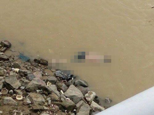 Vụ đôi nam nữ gieo mình xuống sông Lam tự tử: Tìm thấy thi thể người đàn ông - Ảnh 1