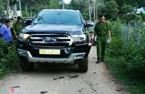 Cán bộ địa chính ở Phú Quốc lái xe ô tô tông chết người - Ảnh 1
