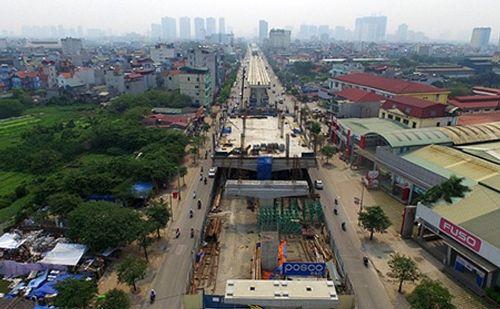 Thanh tra dự án đường sắt đô thị Nhổn- ga Hà Nội - Ảnh 1