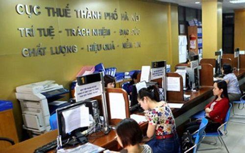 """Cục Thuế Hà Nội """"bêu tên"""" 72 doanh nghiệp nợ thuế - Ảnh 1"""