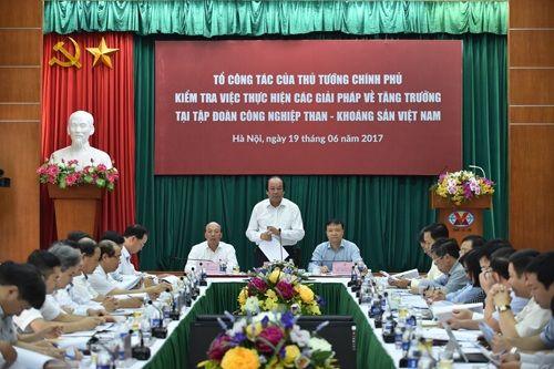 Thủ tướng yêu cầu TKV xử lý 9 triệu tấn than tồn kho - Ảnh 1