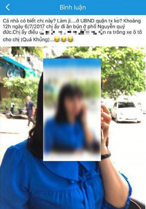 Vụ Phó Chủ tịch quận Thanh Xuân đậu xe ăn bún: Lòng đường của ai? - Ảnh 1