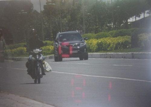 Công an trưng chứng cứ chứng minh xe chở Trung tướng Võ Văn Liêm vi phạm tốc độ - Ảnh 1