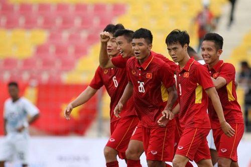 Lộ diện đội hình U22 Việt Nam quyết đấu U22 Thái Lan - Ảnh 1