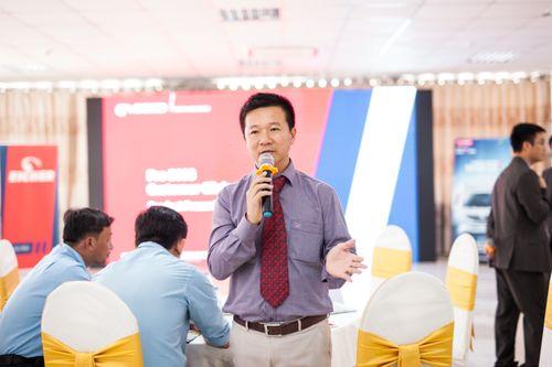 Công ty Huỳnh Thy ra mắt dòng xe Eicher Pro 3008- Tổng trọng tải 8,5 tấn - Ảnh 2