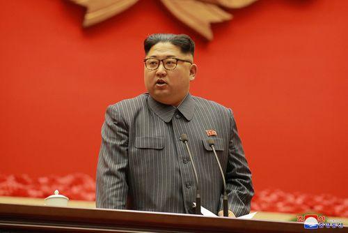 """Tuyên bố """"ớn lạnh"""" ngày đầu năm của Kim Jong-un nhằm vào Mỹ - Ảnh 1"""
