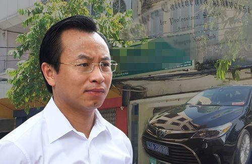 Đà Nẵng kỷ luật cán bộ Thành ủy bố trí xe doanh nghiệp tặng cho lãnh đạo - Ảnh 1