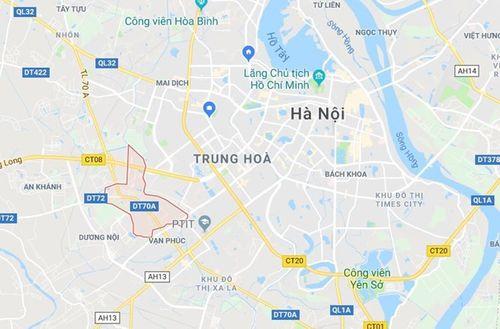 Hà Nội: Sập giàn giáo công trình, 3 người chết - Ảnh 1