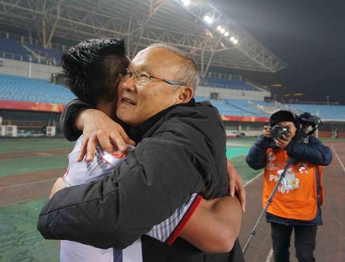 Lộ diện đội hình U23 Việt Nam tại tứ kết U23 Châu Á - Ảnh 1