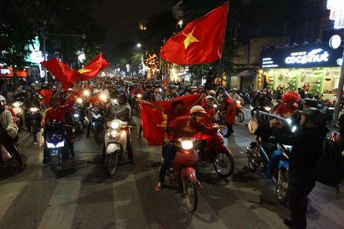 Phó Thủ tướng yêu cầu đảm bảo an ninh trật tự sau trận U23 Việt Nam - U23 Qatar - Ảnh 1